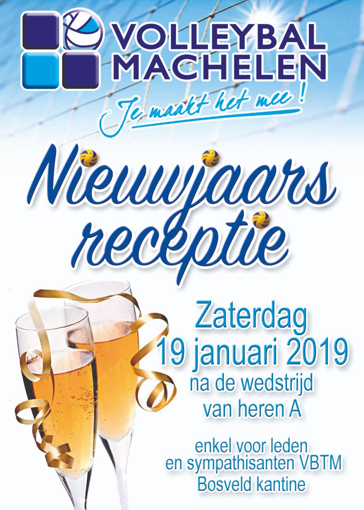 Aff Nieuwjaarsreeptie 2019