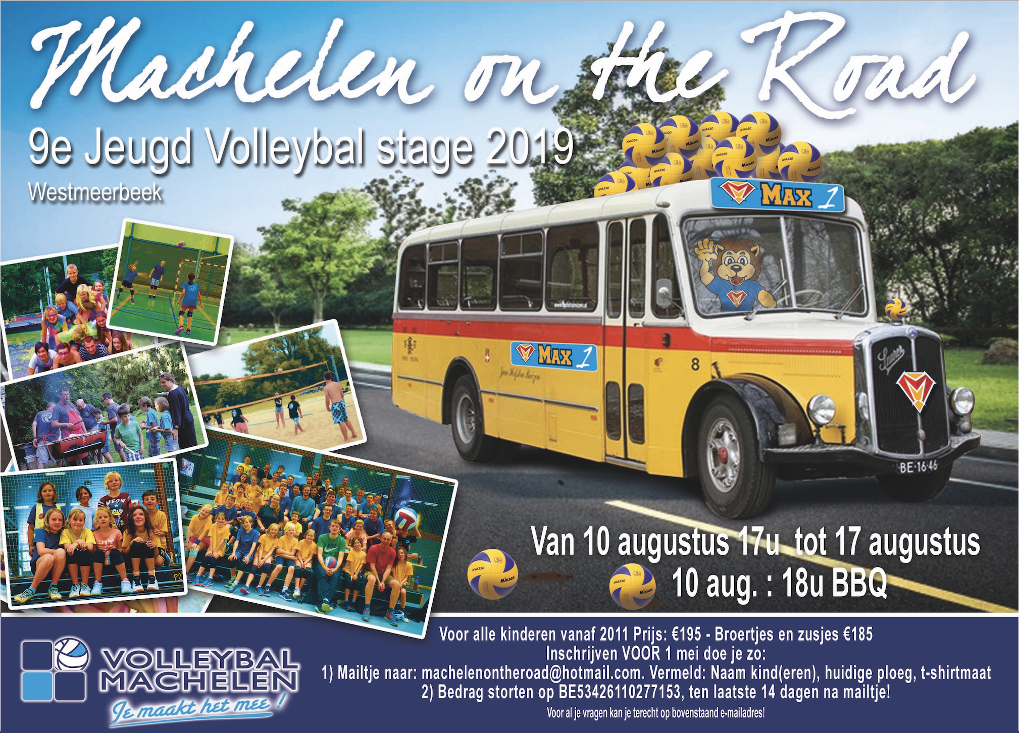 Machelen On The Road 2019