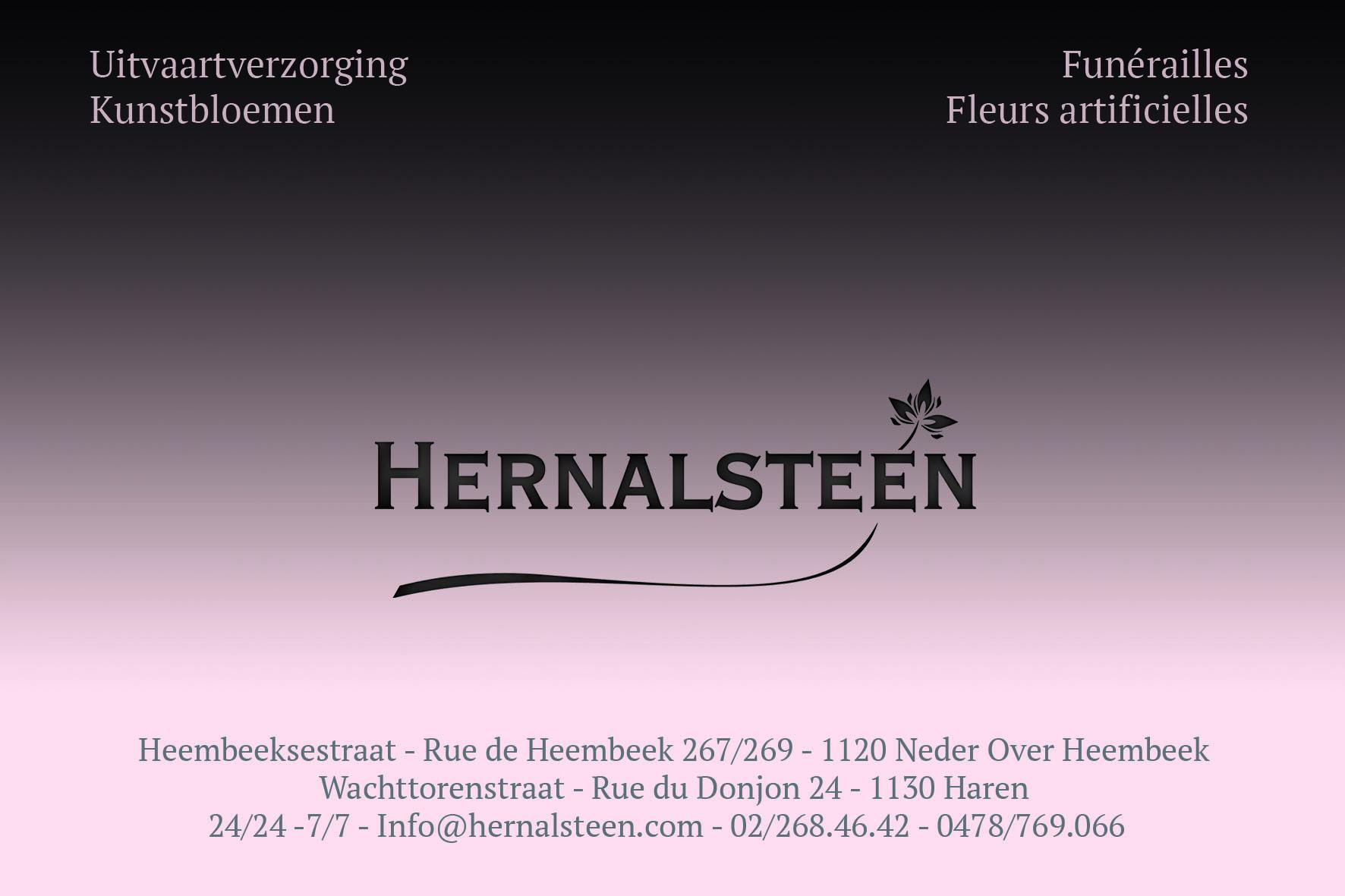 Begrafenissen Hernalsteen